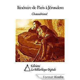 Itin�raire de Paris � J�rusalem