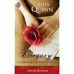La chronique des Bridgerton - Tome 8 : Gregory de Julia Quinn 51OU8NaAeAL._SL500_AA300_