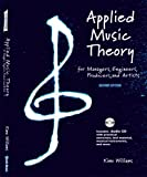 img - for Applied Music Theory for Managers, Engineers, Producers and Artists 2nd Edition book / textbook / text book