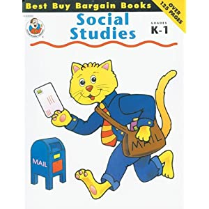 Best Buy Bargain Books: Social Studies, Grades K-1