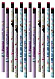 National Design Disney Frozen Wood Pencils (24 Pack)