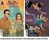 Andrew Chambliss Buffy the Vampire Slayer, Season 9, Issue 16