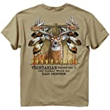 Buck Wear Inc. Veg Hunt Short Sleeve Tee