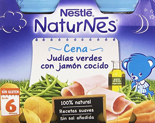 nestle-naturnes-judias-verdes-con-jamon-paquete-de-2-x-200-g-total-400-g