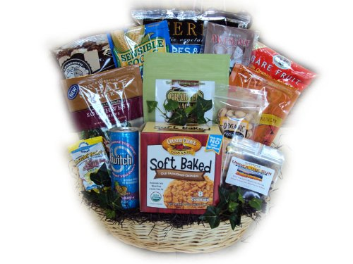 Dad's a Couch Potato Healthy Father's Day Gift Basket