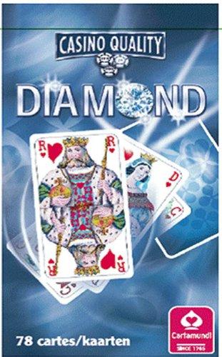 Cartamundi - 108027501101 - Jeu de Société - Diamond - Jeu de Tarot - Blister