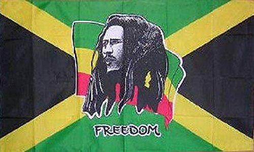 U24-Bandiera Bob Marley 60x 90cm