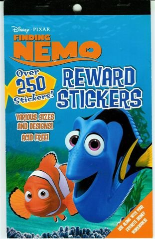 Disney Pixar Finding Nemo Reward Stickers 250 Count - Buy Disney Pixar Finding Nemo Reward Stickers 250 Count - Purchase Disney Pixar Finding Nemo Reward Stickers 250 Count (Disney, Toys & Games,Categories,Arts & Crafts,Stamps & Stickers)