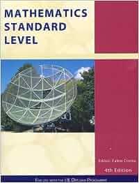 mathematics standard level for the ib diploma pdf