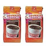 ダンキンドーナツ コーヒーオリジナルブレンド 2パックセット   DUNKIN' DONUTS COFFEE 340g 2pack
