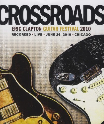 DVD : Crossroads Guitar Festival 2010 (Super Jewel Box, 2 Disc)