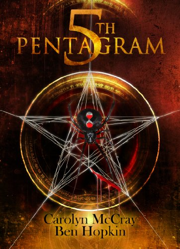 5th Pentagram: The sequel to the #1 Hard Boiled Mystery, 9th Circle (Book 3 of the Darc Murders Trilogy)