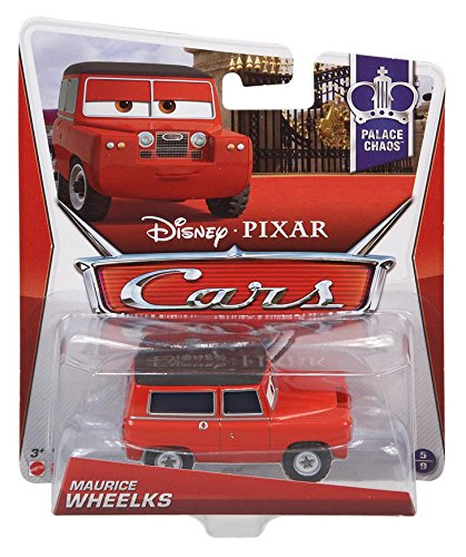 Disney/Pixar Cars Maurice Wheelks Diecast Vehicle