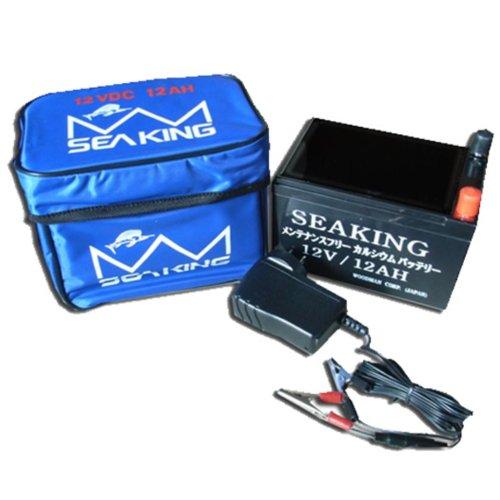 (ウッドマン) シーキング 電動リール用バッテリー