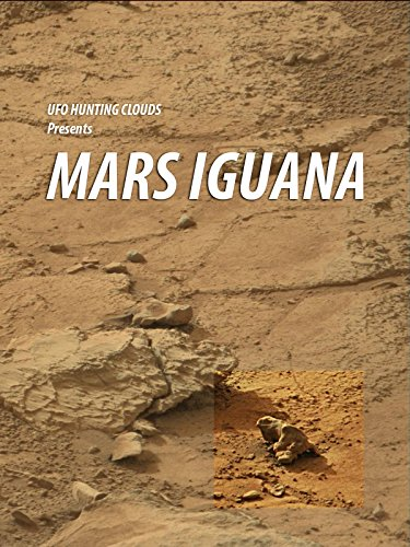 Mars Iguana Photographed by Mars Curiosity Rover!
