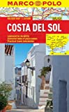 Costa del Sol Marco Polo Holiday Map (Spain)