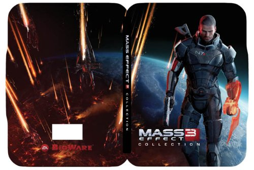 Mass Effect 3 Collection Steelbook (No Game) G1