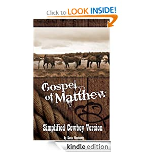 The Simplified Cowboy Version-Gospel of Matthew