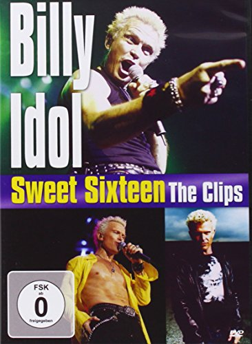 Billy Idol - Sweet Sixteen The Clips
