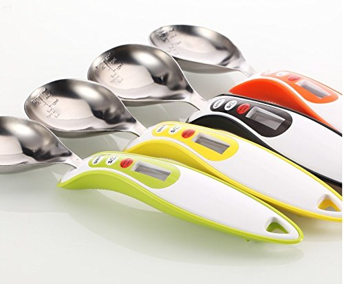 Balance culinaire balance pour cuisine cuillère dosage aliments, épices, etc - 300g x 0.1g
