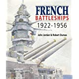 French Battleships 1922-1956by John Jordan