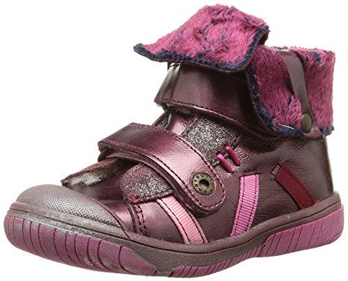 Babybotte - Artikoldfl, Sneakers per bambine e ragazze, Rosa (433 rose foncé), 26