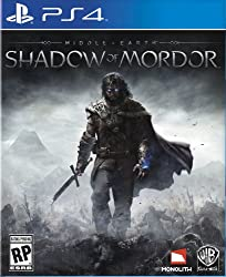 Middle Earth: Shadow of Mordor - PlayStation 4
