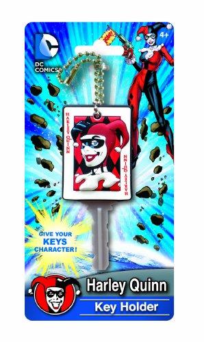 DC Harley Quinn Soft Touch Key Holder - 1