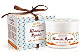 Eye Contour Cream with Sea Buckthorn - RHAMNIA bynata - Normal to Dry Skin - 15 ml - Natural Skincare for dark circles and puffiness