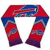Buffalo Bills Scarf - Reversible Stripe - 2016