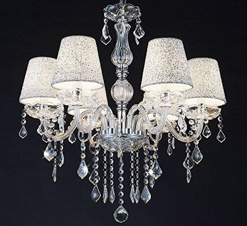 MELION - Lampadario da soffitto in cristallo, ø 60 cm