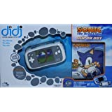 Leap Frog Didj Sonic The Hedgehog Super Set Gaming System And Game Bundle
