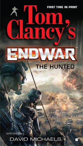Tom Clancy's Endwar: The Hunted, David Michaels
