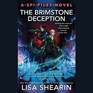 SPI Files, Book 3 - Lisa Shearin