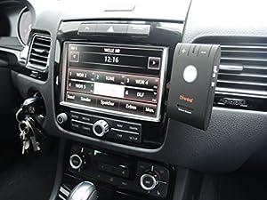 Tiiwee GT - The newest 2016 model - Handsfree Bluetooth 4.0 Visor Speakerphone Car Kit - Multipoint by Tiiwee