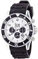 ICE-Watch Chrono Oversize Black Watch