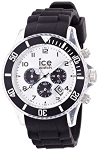 ICE-Watch Chrono Oversize Black Watch