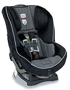 Britax Boulevard 70 Convertible Car Seat (Previous Version), Onyx (Prior Model)