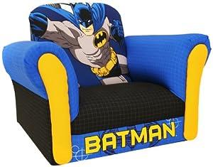Warner Brothers Rocking Chair Batman by Newco International
