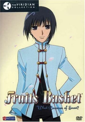 Fruits Basket: Volume 2 - What Becomes of Snow? (ep.7-12)
