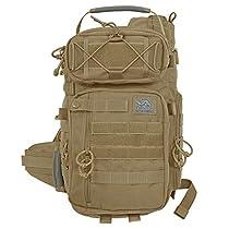 Javelin VSlinger Right-Shoulder Slingpack (Coyote Tan)