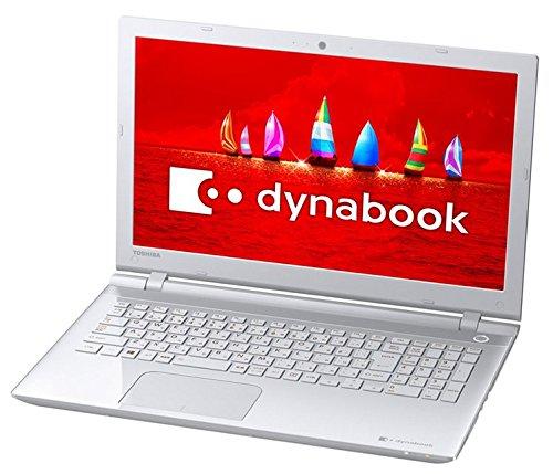 東芝 dynabook AZ35/VW 東芝Webオリジナルモデル (Windows 10 Home/Office Home and Business Premium プラス Office 365 サービス/15.6型/Core i5/リュクスホワイト) PAZ35VW-SJA