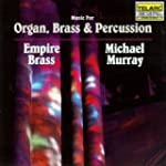 Music For Organ/Brass/Precussi
