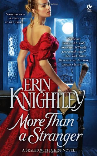 Image of More Than a Stranger: A Sealed With a Kiss Novel