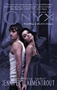 Onyx (A Lux Novel) by Jennifer L. Armentrout cover image