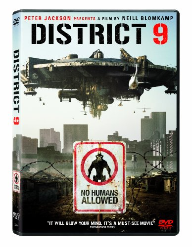 District 9 (Single-Disc Edition)