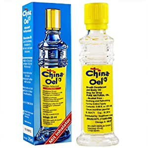 BioDiat China Oel 25Ml. 0.83oz oil