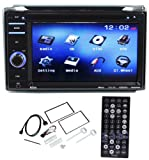Boss Audio Systems BV9356I In-Dash Double-Din DVD/MP3/CD/AM/FM Receiver