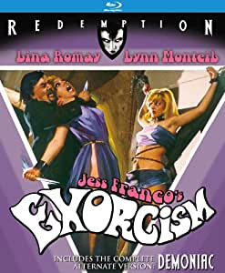 Exorcism (with Demoniac): Remastered Edition [Blu-ray]