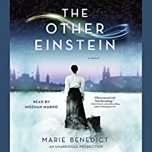 The Other Einstein Audiobook by Marie Benedict Narrated by Mozhan Marno